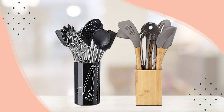 Best Silicone Cooking Utensils Set