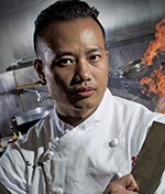 FuLai Wong, executive chef of Wong's King.
