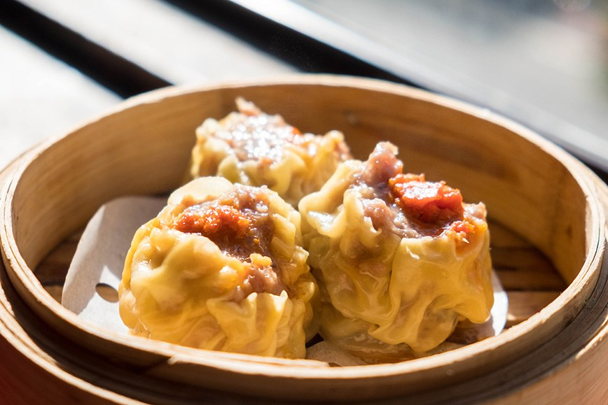 Pork and Shrimp Siu Mai